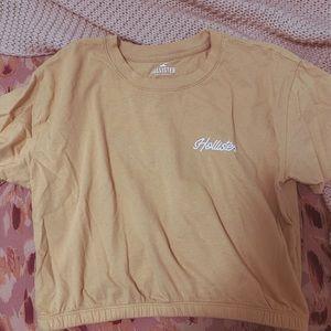 Hollister Crop T-Shirt